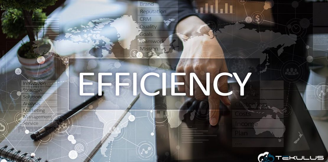 business efficiency analysis